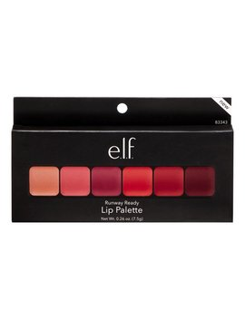 E.L.F. Lip Palette Runway Ready, 0.26 Oz by E.L.F. Cosmetics