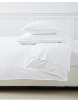 Classic Percale Duvet Cover by Serena And Lily