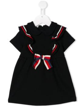 Bow Dress by Gucci Kids