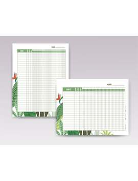 Plant Watering Schedule Template, Printable Plant Watering Log, House Plant Tracker Pdf Download, Indoor Plant Planner by Etsy
