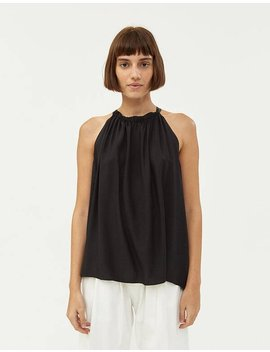 Miles Blouse In Black by Farrow Farrow