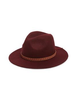 Wool Felt Panama Hat by Treasure & Bond