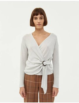 Mae Long Sleeve Top by Farrow Farrow