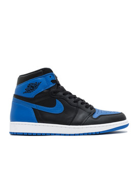 "Air Jordan 1 Retro High Og ""Royal 2017 Release"" by Air Jordan"
