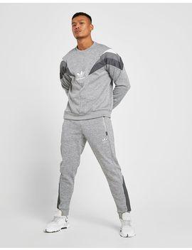 Adidas Originals Street Track Pants by Adidas Originals