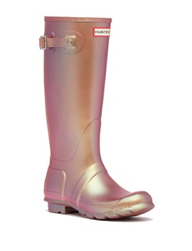 Original Tall Nebula Waterproof Boot by Hunter