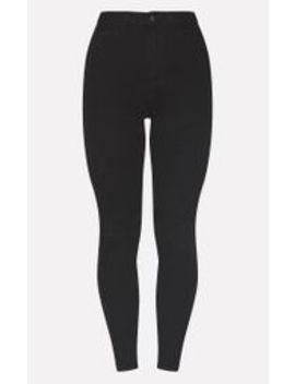 Prettylittlething Black 5 Pocket Skinny Jean  by Prettylittlething
