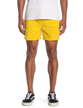Solid Runner Shorts by Ovadia And Sons
