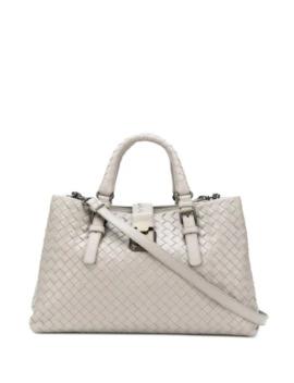 Small Roma Bag by Bottega Veneta