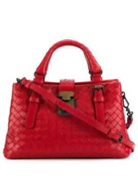 Mini Intrecciato Tote Bag by Bottega Veneta