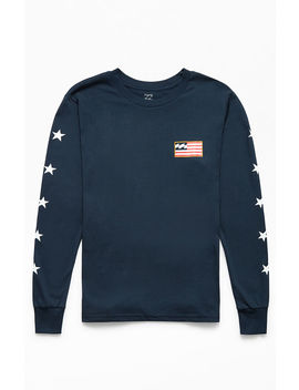 Billabong Washington Long Sleeve T Shirt by Pacsun