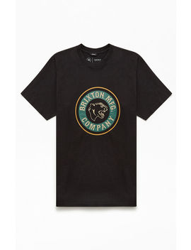 Brixton Forte T Shirt by Pacsun