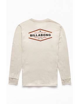 Billabong Vista Long Sleeve T Shirt by Pacsun