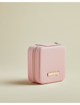 Zipped Jewellery Case by Ted Baker