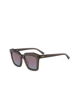 52mm Geometric Sunglasses by Mcm