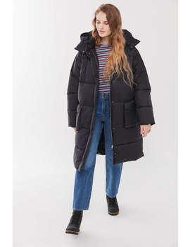 Uo Extreme Oversized Puffer Coat by Urban Outfitters