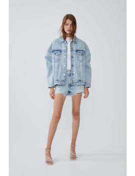 Edited Oversized Jacket Editedtrf by Zara