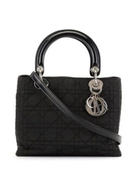 Mini Lady Dior Tote by Christian Dior Pre Owned