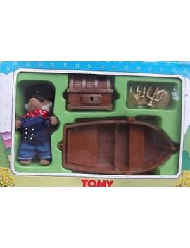 Rare Sylvanian Families Tomy Captain Horatio Seadog & Accessories Boxed Mib by Ebay Seller