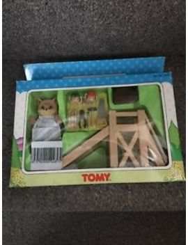 Sylvanian Familoes Eric Reynard Fox Diy Playground Set Boxed And Complete by Ebay Seller