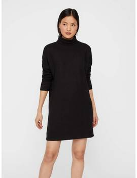 Super Soft Brushed Sweater Dress by Noisy May