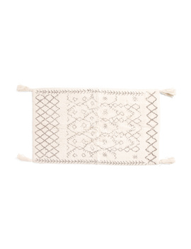 Boho Bath Rug by Tj Maxx