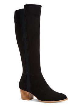 Women's Myranda Dress Boots, Created For Macy's by General