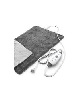 Pure Relief Deluxe Grey Heating Pad by Pure Enrichment