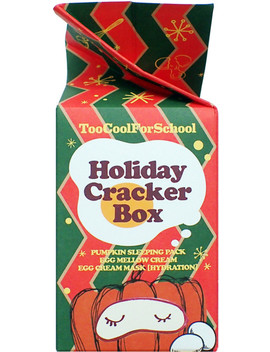 Holiday Cracker Box by Too Cool For School