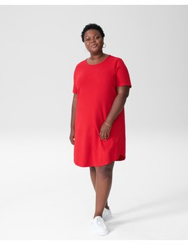 Halie T Shirt Dress by Universal Standard