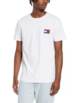 Tjm Badge T Shirt by Tommy Jeans