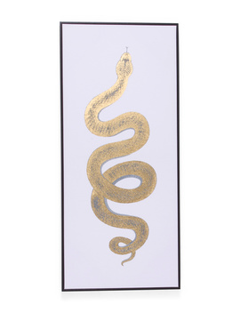 16x36 Snake Wall Decor by Tj Maxx