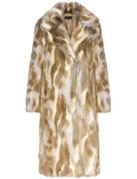 Simon Oversized Collar Coat by Nili Lotan