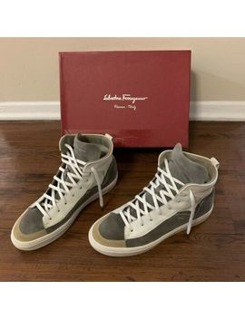 Salvatore Ferragamo Future Sneakers Msrp $550 by Salvatore Ferragamo