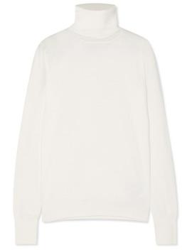 针织高领毛衣 by Mm6 Maison Margiela