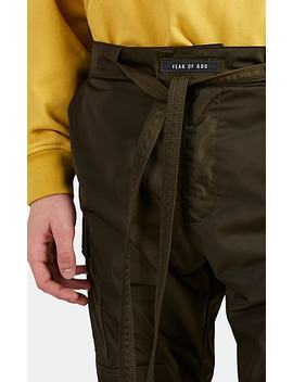 Tech Fabric Cargo Pants by Fear Of God