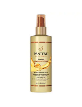 Pantene Gold Series Thermal Heat Protection Spray 190ml by Superdrug