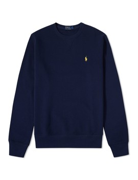 Polo Ralph Lauren Classic Crew Sweat by Polo Ralph Lauren