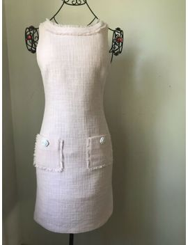 Karl Lagerfeld Womens Sleeveless Dress Rose Pink Sz.2 by Karl Lagerfeld