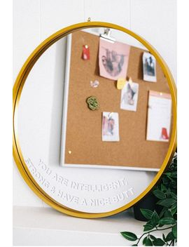 Shaped Mirror by Cotton On