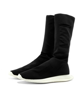 End. X Rick Owens Drkshdw Runner Stretch Sock by Rick Owens'
