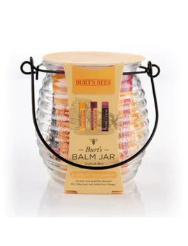 Burts Bees Honey Pot Jar by Superdrug