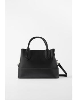Saffiano City Bag Crossbody Bags Bags Woman by Zara