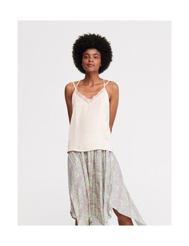 Bieliźniany Top by Reserved