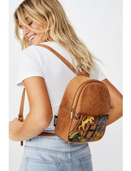 Harry Potter Mini Cairo Backpack by Cotton On