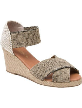 Erika Espadrille Wedge by AndrÉ Assous