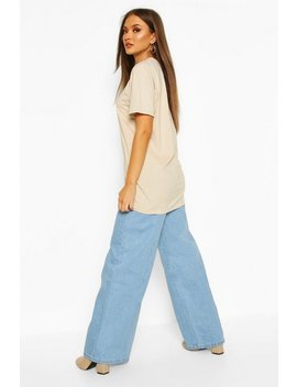 Highway Honey Slogan T Shirt by Boohoo