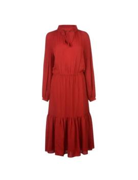 Lauren Edel Long Sleeve Dress Womens by Lauren By Ralph Lauren