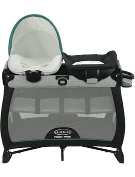 Pack 'n Play Quick Connect Portable Napper Playard   Darcie by Graco
