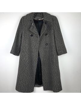 Tahari Wool Blend Trench Coat 6 by Tahari